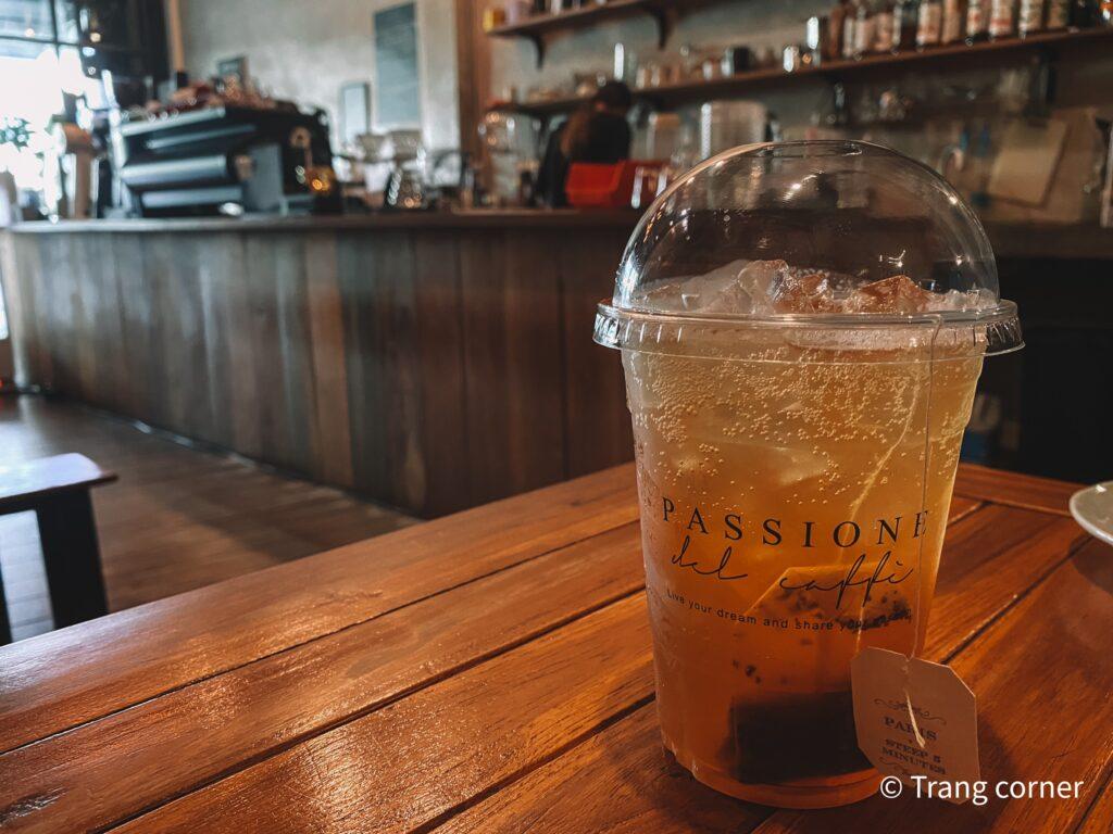 Passione del Caffe@ตรัง