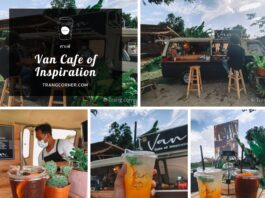 van cafe inspiration@ตรัง